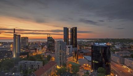 Tallinn landscape