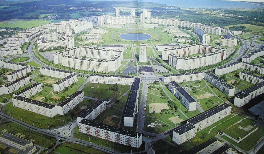 7 Awesome Examples Of Soviet Architecture In Estonia Tallinn Traveller Tours