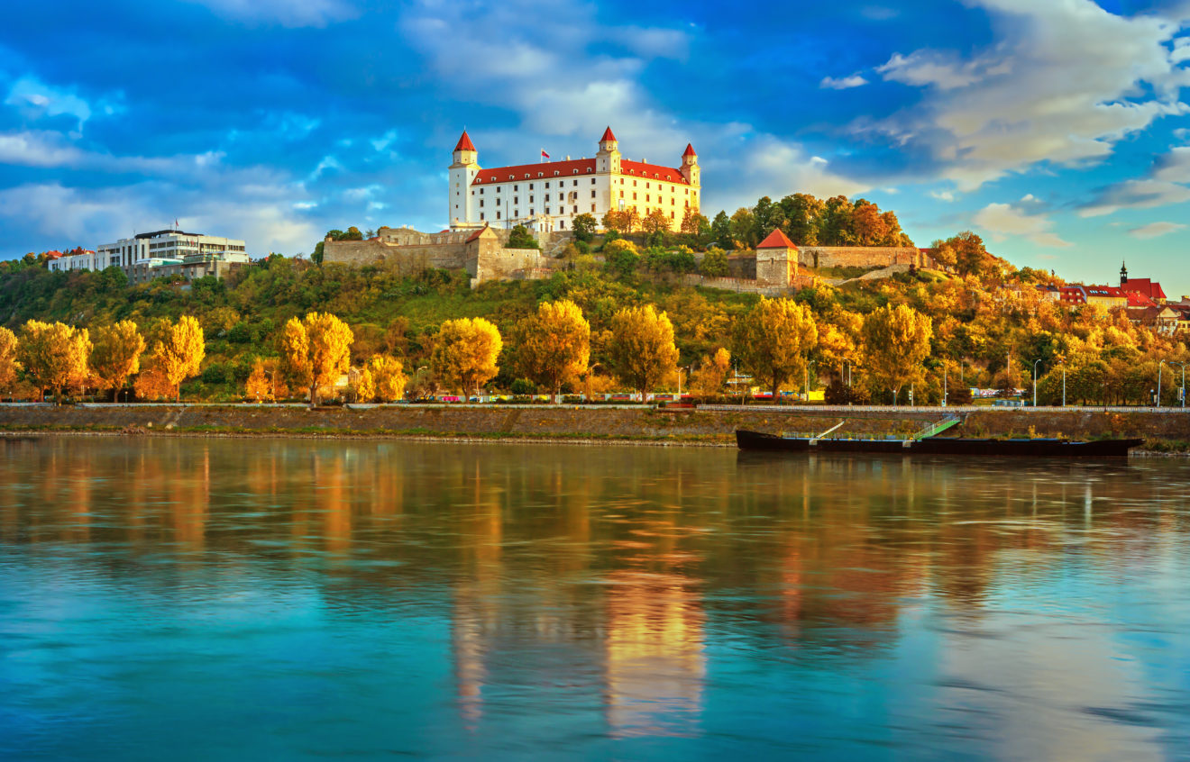 9 ways how to get from budapest to bratislava (or bratislava
