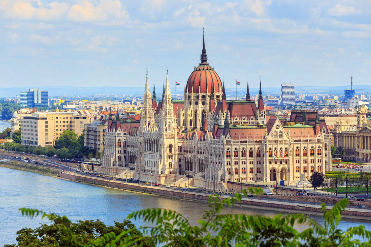 9 ways how to get from prague to budapest (or budapest to