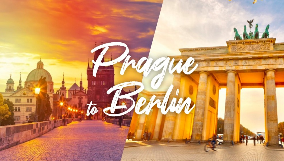 Prague to Berlin