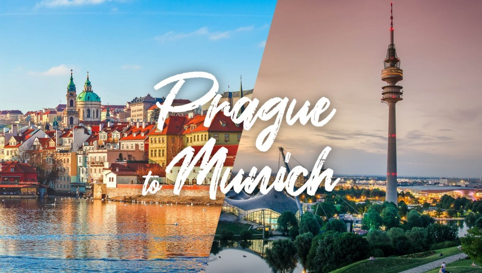 Prague to Munich