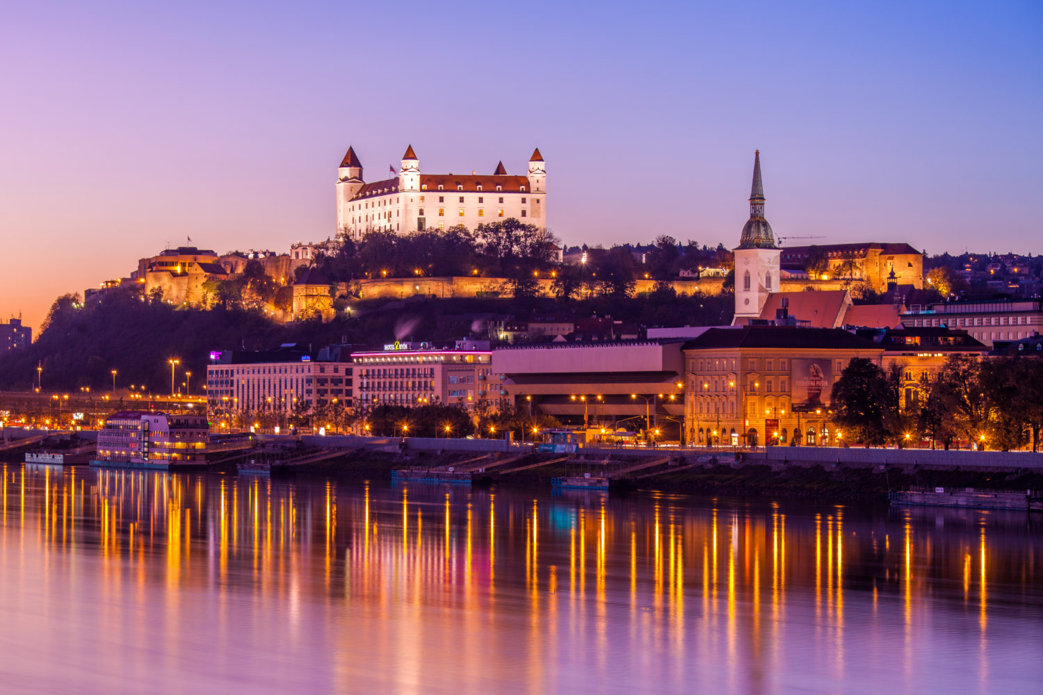 9 Ways How to get from Prague to Bratislava (or Bratislava to Prague)