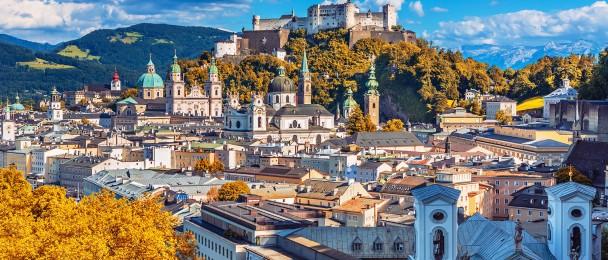 Saltzburg Austria