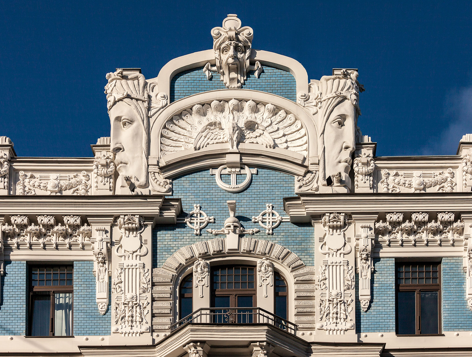 Riga Art Nouveau Architecture - Things to do in Riga
