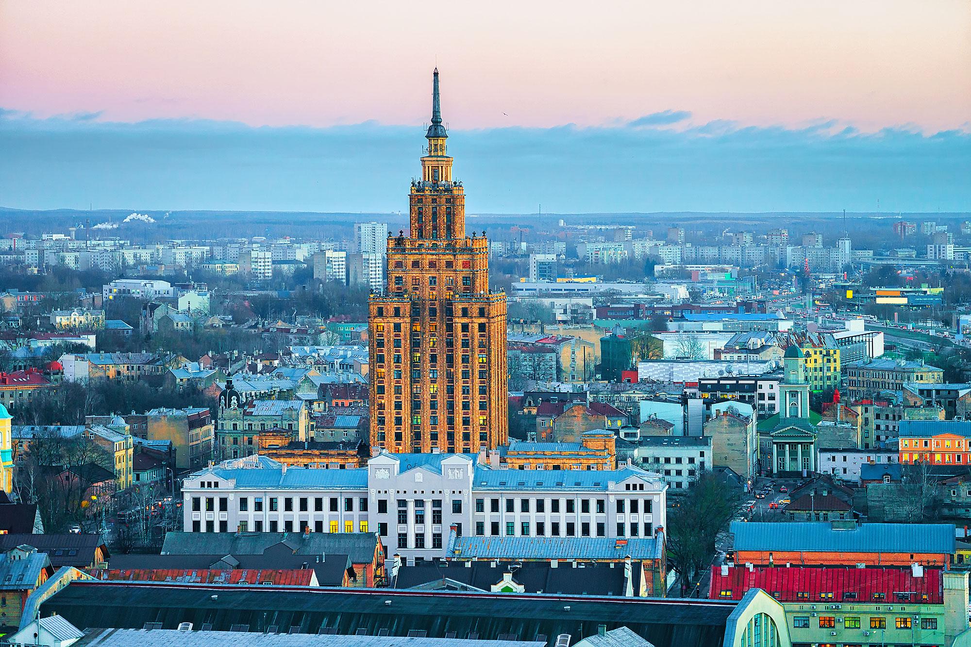 Riga Academy Of Sciences