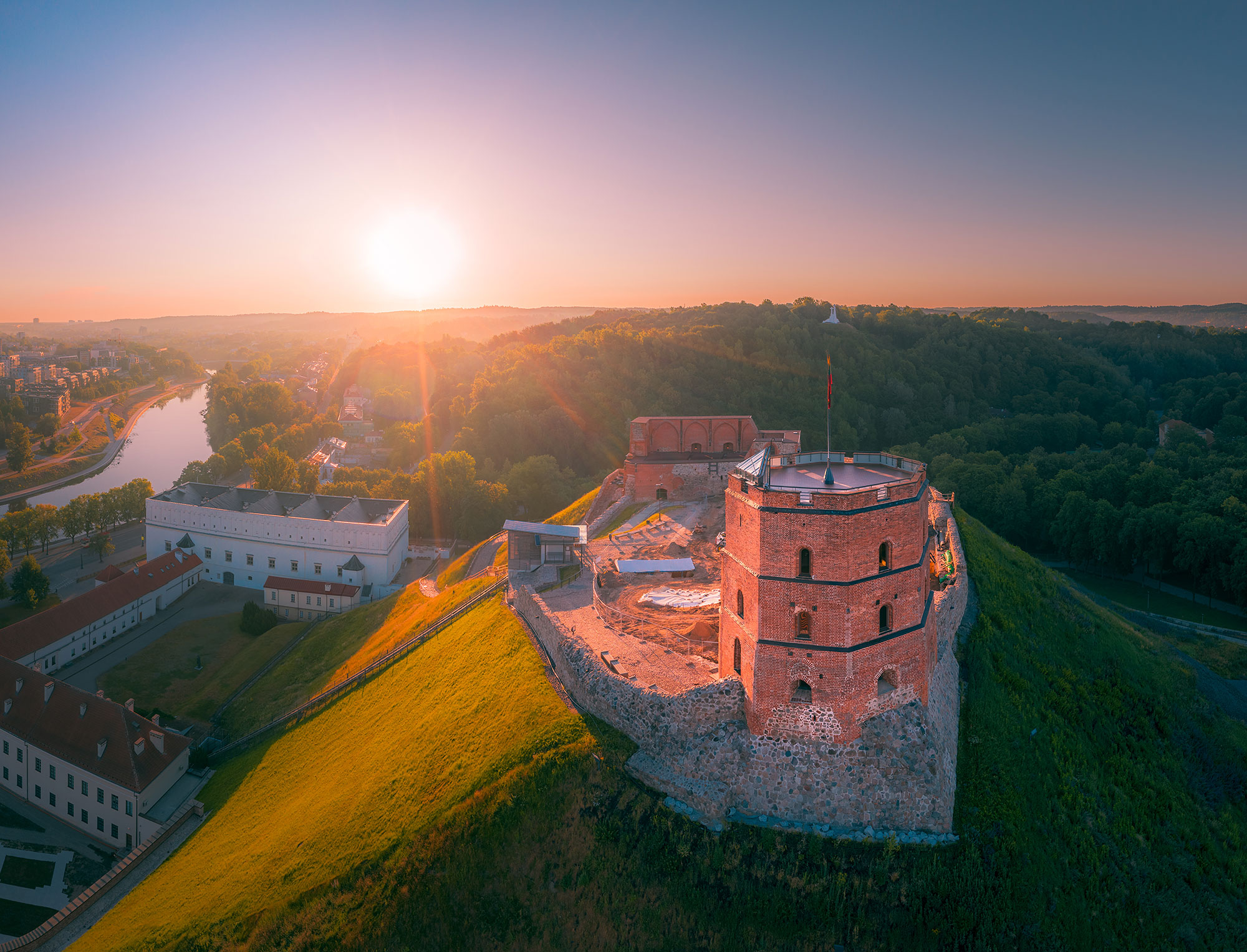 Vilnius Gediminas Tower - Things to do in Vilnius